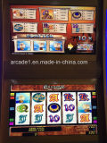 Máquina y juegos calientes del casino de la ranura del programa de los centenares del reparto de China