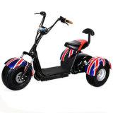 """trotinette"" de Citycoco Harley com 3wheels"