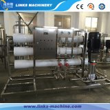Enchimento do tampão e máquina da selagem/equipamento de enchimento da água para o frasco de vidro
