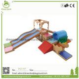 Пена района спортивной площадки младенцев коммерчески крытая проложила игру игрушек тренировки Crawl малыша оборудования мягкую
