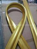Modanatura flessibile del cornicione della parte superiore della gomma piuma dell'unità di elaborazione del poliuretano