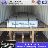 Сталь ASTM A653 Sq покрынная цинком гальванизированная в катушке