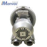 Fábrica trifásica do ventilador do Vortex da bomba de ar 1.5kw