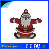 De promotie Aandrijving van de Flits van de Kerstman USB van Kerstmis van de Gift