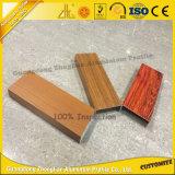 Alumínio de madeira da grão dos fabricantes de alumínio da extrusão para o mais popular
