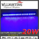 Het blauwe Licht van de Pijl voor Vrachtwagens