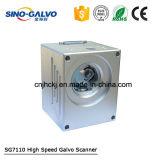 Scanner de Galvo du prix bas Sg7110 dans de poche pour le dispositif d'inscription de laser
