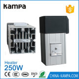 Calentador de la cabina de la alta calidad y calentador de ventilador industrial 250W a 400W Hgl046