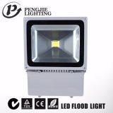 중국은 고강도 100W LED 투광 조명등을 만들었다