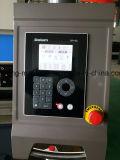 Máquina de dobra pequena Wuth do CNC Wc67k-63t*2500 Delem Da41s