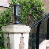 Jardín al aire libre residencial del jardín LED Pillar Light 1W