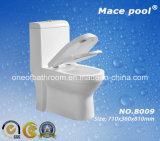 위생 상품 목욕탕 가구 한 조각 화장실 세라믹 옷장 (8009)