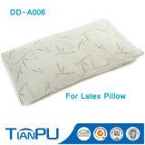 OEM Servicio de bambú tejido de punto para colchón de látex / Almohada