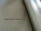 Couro do sofá do PVC da alta qualidade com resistência de incêndio