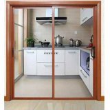 [توب قوليتي] ألومنيوم [فروستد] [لووس] [إينتريور دوور] زجاجيّة لأنّ مطبخ