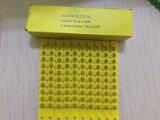El color amarillo. 27 carga plástica del polvo de la tira de la carga del calibre del calibre S1jl