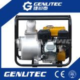 Pompe de transfert d'eau à flux élevé 6.5HP à essence élevée