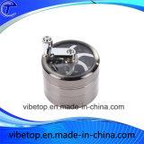 CNCの旋盤機械アルミニウム鋼鉄