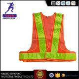 La sicurezza d'avvertimento personale copre riflettente con alti nastri adesivi di PVC di lucentezza