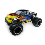 1/5대의 4WD 가스 RC 트럭을 경주하는 전문가의 RC 모형