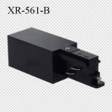 Connecteur sous tension d'extrémité de logo fait sur commande pour la lumière de piste (XR-561)