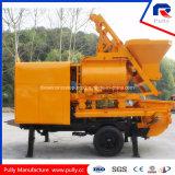 Riemenscheiben-Fertigung ursprüngliche Rexroth Hauptpumpen-Diesel-/elektrische hohe Leistungsfähigkeits-Schlussteil-Betonmischer-Pumpe mit Doppel-Welle Mischer (JBT40-L)