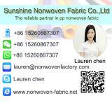 Prodotto non intessuto all'ingrosso della tessile TNT della casa del fornitore della Cina