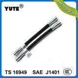 Boyau à haute pression de frein hydraulique de Fmvss 106 flexibles de 3/16 pouce