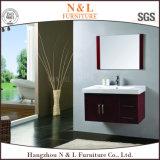 Série de gabinete chinês Multi-Drawer Vanity de banheiro de carvalho