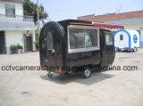 De professionele Bestelwagen van het Snelle Voedsel van de Motorfiets Mobiele (shj-MFR220GH)