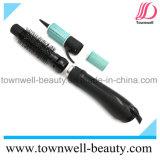 Multi funzione 3 in 1 fon girante della spazzola di capelli