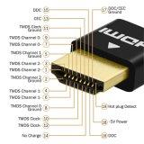 Câble ultra mince de HDMI 2.0