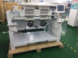Machine principale à grande vitesse de broderie de T-shirt de chapeau de Wy1502c double avec l'écran LCD de 10 pouces