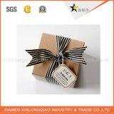 Customzied напечатало коробку роскошной коробки упаковывая с вашей конструкцией
