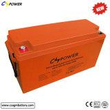 12V 150ahの中国からの深いサイクルAGMの太陽電池の鉛カルシウム電池