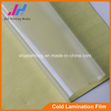Pellicola fredda della laminazione del vinile del PVC