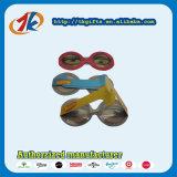 Vidrios divertidos modificados para requisitos particulares de la tarjeta de papel para los niños