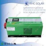 Compre o inversor solar Pure Sine Wave 1000W com carregador AC