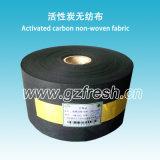 Betätigtes Kohlenstoff-Gewebe für Gesichtsmaske