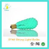St40 7W 끈 빛 크리스마스 불빛 LED 필라멘트 전구