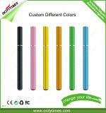 2017년 Ocitytimes 500puffs 처분할 수 있는 E 담배 Vape 도매 펜