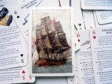 트럼프패/부지깽이/브리지/Tarot/게임 카드를 광고하는 관례