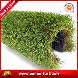 Erba artificiale di falsificazione del tappeto erboso per il giardino