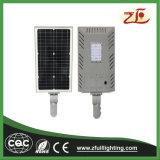 luz solar Integrated do diodo emissor de luz 20W para o jardim, a rua, e a estrada