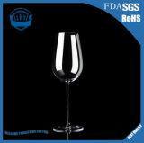 600ml Bordeaux Wine Cup sem chumbo de cristal de vinho de vidro mão soprado cor copo de vidro