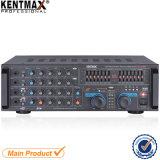 중국제 50W 2 채널 통신로 220V Amplificador 믹서 증폭기