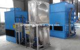 Einsparung-Energien-rostfreies kupfernes Material-geschlossener Wasserkühlung-Aufsatz