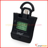 Digital Wine Alcohol Tester LCD Breath Alcohol Tester 2 in 1 Alcohol Tester