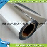Folha de alumínio de barreira de vapor para embalagem e isolamento de construção