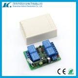 4 Channel 1000-5km RF de control remoto del interruptor 220V / 12V / 24V Kl-K400c